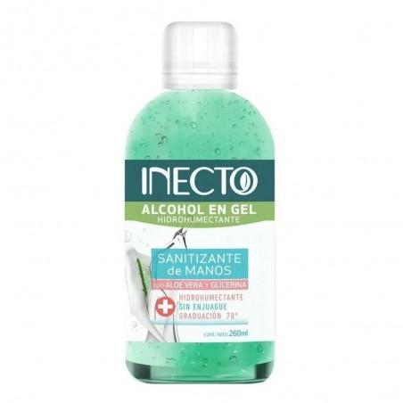 INECTO - Alcohol en gel