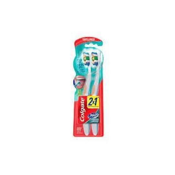 2x1 COLGATE Cepillo dental...