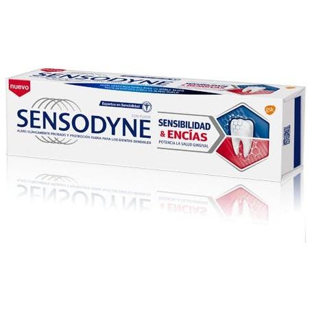Sensodyne Sensibilidad Y Encias Crema Dental 100g