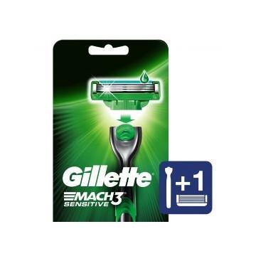 GILLETTE Cartucho MACH3...