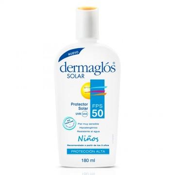 DERMAGLÓS FPS50 NIÑOS X 180ML