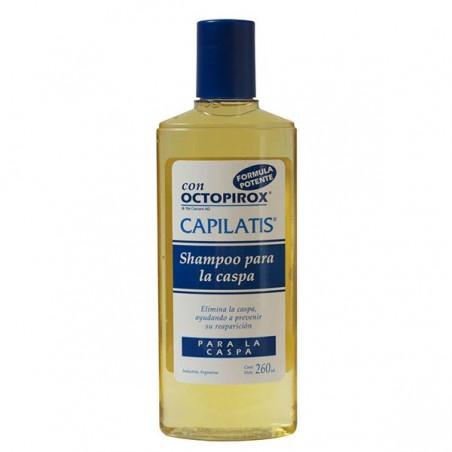 CAPILATIS SH CASPA OCTOPIROX X260M