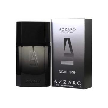 AZZARO NIGHT TIME EDT X 100ML