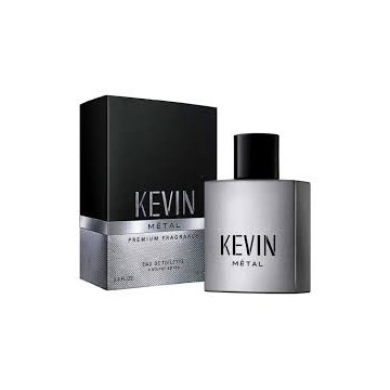 KEVIN METAL EDT X 100ML
