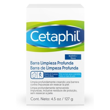 CETAPHIL BARRA LIMPIEZA PRx127