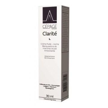 CEPAGE CLARITE CR-FLU.NOCHEx30