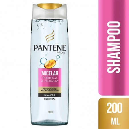 PANTENE Shampoo MICELLAR x 200 ml