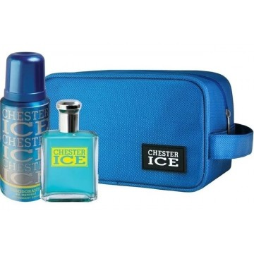 CHESTER ICE EDT SETx60+DEO